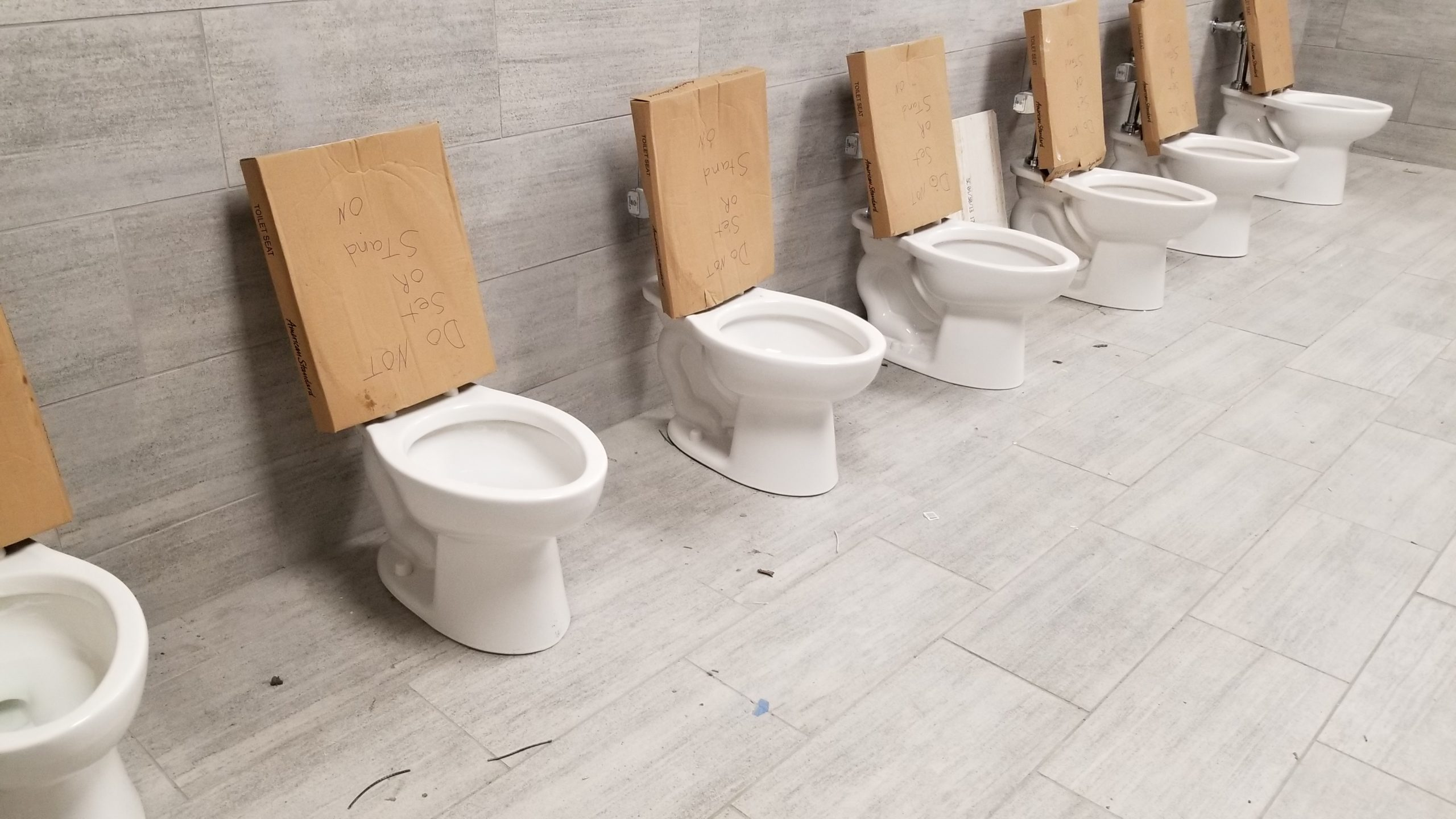 public bathroom plumbing renovation experts
